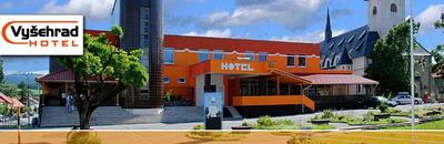 Vitajte na stránkach hotela Vyšehrad