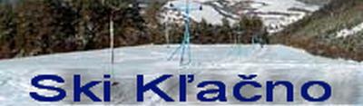 Vitajte na stránkach lyžiarskeho strediska Ski Kľačno, ktoré vám ponúka krásnu lyžovačku.